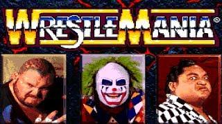 УЛЬТРА РЕСЛИНГ - WWF WrestleMania: The Arcade Game