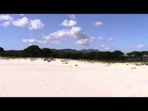 Der kinderfreundliche Strand von La Caletta