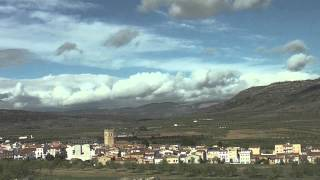 preview picture of video 'Aras de los Olmos 2012 (time lapse).mov'
