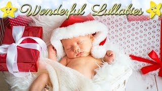Silent Night Christmas Lullaby ♥ Famous Bedtime Baby Music ♫ Super Soothing Carol For Sweet Dreams