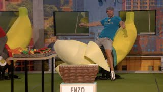The Big Brother Houseguests Go Bananas For The Power Of Veto