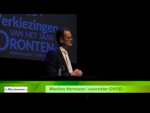 VIDEO | OVDD-voorzitter vergelijkt overheid inzake Lelystad Airport met 'dwalende dronkaard'