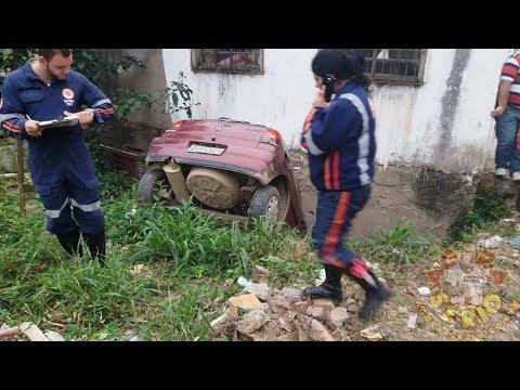 Acidente na favela do Justinos