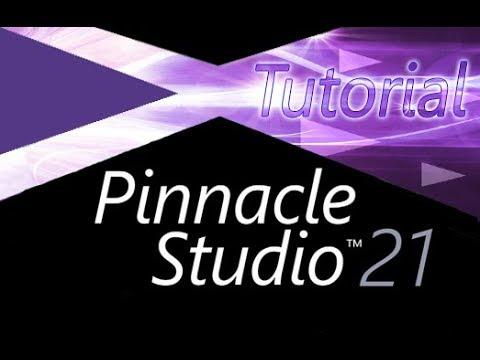 Pinnacle Studio 21 – Full Tutorial for Beginners [15 MINS]
