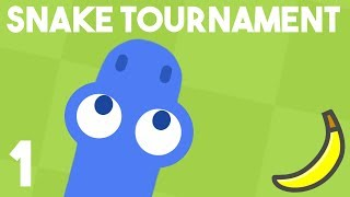 I Banana I Google Snake Champions Tournament | Day 1