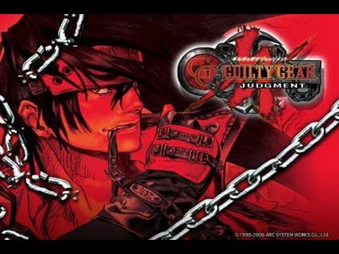 guilty gear psp iso