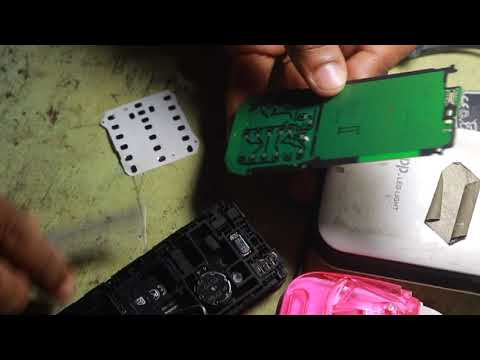 How To Nokia 216 Rm-1187 Water Damage White Display Solution