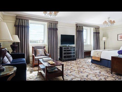 The Langham Hotel London Grand Club Junior Suite|Review & Room Walkaround