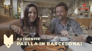 Authentic Paella in Barcelona! | Devour Barcelona