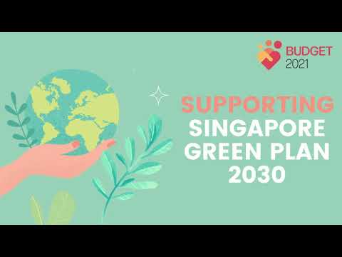 SG Budget 2021: Supporting the Singapore Green Plan 2030