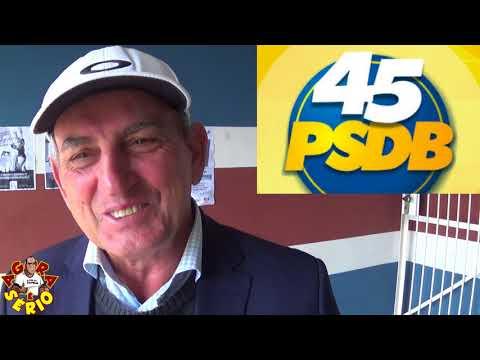 Prefeito Ayres Scorsatto desdenhou do PSDB de Juquitiba e Garantiu Fidelidade e Honra ao PR de Juquitiba
