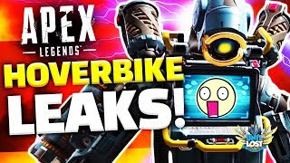 Apex Legends Hoverbike Leaks! + Octane and Watson Legends!