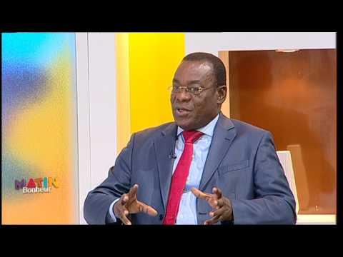 LE TALK - Côte d'Ivoire: PASCAL AFFI N'GUESSAN, Président FPI (2/2)