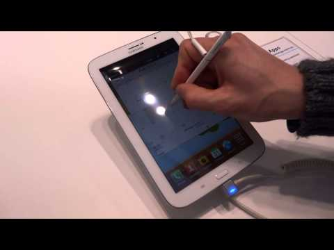 Samsung Galaxy Note 8.0 - Anteprima MWC 2013