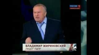 """Жириновский: """"Всех не люблю родственников"""""""