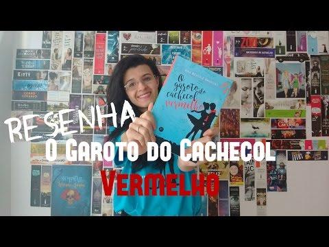 RESENHA: O Garoto do Cachecol Vermelho - Ana Beatriz Brandão