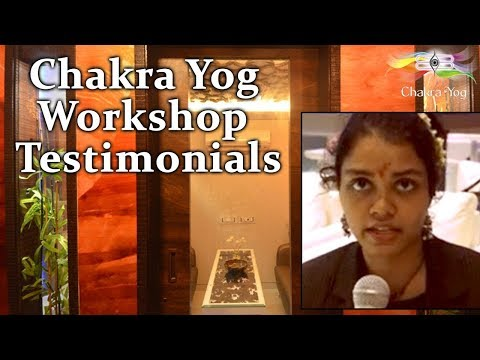 Testimonial for Chakra Yog (Two)