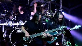 Dream Theater - Caught In A Web, Moscow Crocus City Hall 12.07.2011