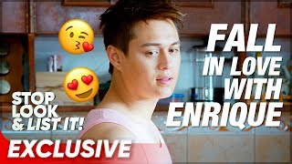 Fall In Love With Enrique Gil | Stop, Look, And List It!