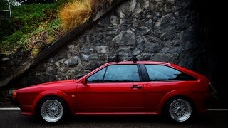 1986 Volkswagen Scirocco - One Take