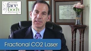 Dr. Clevens | How long does it take to see my results for fractional CO2 treatment?