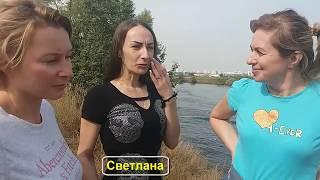 """Видео-отзывы участников йога-тренинга """"Ракета желаний"""", сентябрь 2018г."""