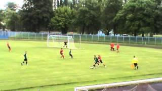 preview picture of video 'FC ViOn Zlaté Moravce vs FK Senica 0:6 U17 11/5/2013'