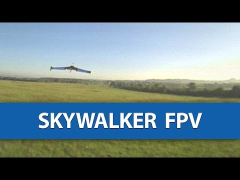 fpv-mini-skywalker-flight--18650-battery-pack-overview--being-harassed-by-dave
