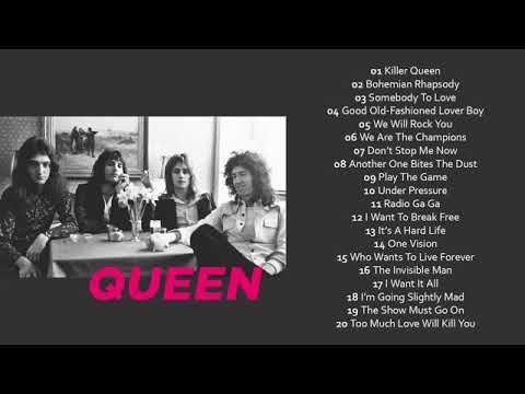 Top 20 Best Song Q U E E N