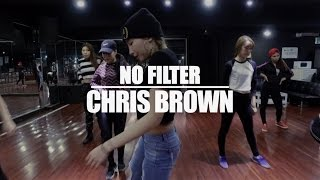 No Filter -  Chris Brown | Buckey Choreography