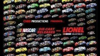 NASCAR Die-Cast Releases 34 ©