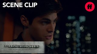 Shadowhunters | Season 2, Episode 4: Clary and Alec Go Demon Hunting | Freeform