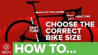 How To Choose The Correct Size Of Road Bike Frame