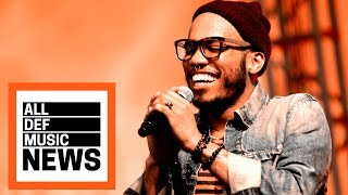 Anderson .Paak to Perform Inside a Glacier at Festival in Iceland