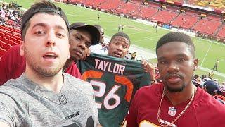 THE WORST DAY EVER!!!!! Redskins vs Cowboys Game | Kholo.pk