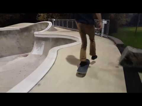 Bowie Skate Park - Md