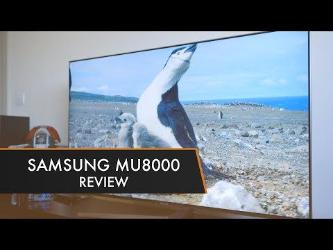 Samsung MU8000 TV (UE55MU8000) | Review