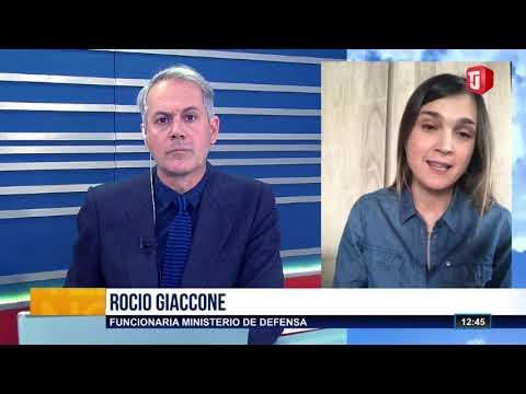 Rocio Giaccone habló sobre su experiencia con el Covid.