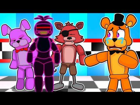 Freddy Returns | Minecraft Five Nights at Freddy's FNAF Roleplay