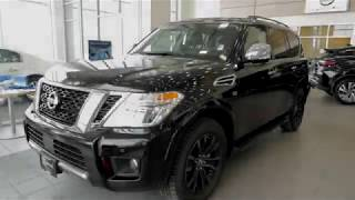2020 Nissan Armada Available Features