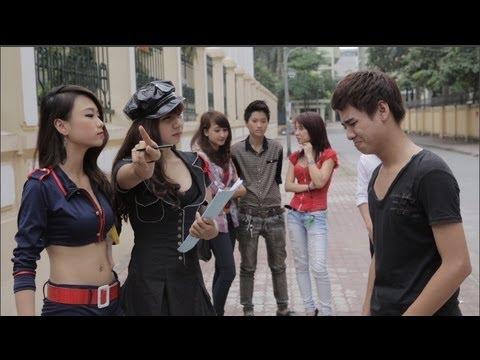 [Mv cực hot] Em chừa rồi với 4 nữ cảnh sát Sexy