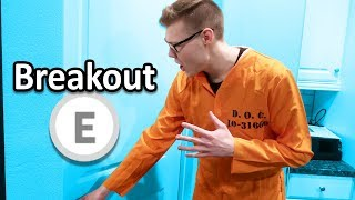 ROBLOX JAILBREAK IN REAL LIFE!! *BREAKING OUT OF JAIL*