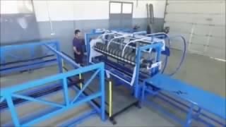 АВТОМАТИЧЕСКАЯ СВАРОЧНАЯ МАШИНА SUMAB ROLL VM2000 / 50-200CC  Швеция от компании Строительное Оборудование - видео 2