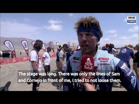 Dakar Rally 2019 | Stage 6 | Adrien Van Beveren