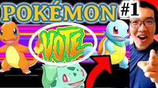 .. Pokemon: Which Gen 1 Starter is TRULY THE BEST? - DeadLock 🆁🅴🅰🅲🆃