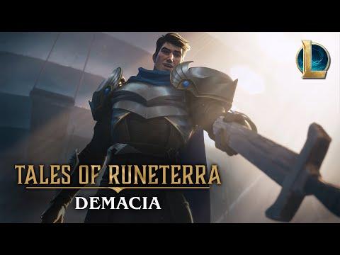符文大地 : 蒂瑪西亞需要一個英雄