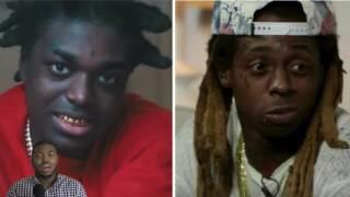 Kodak B Responds To Lil Wayne After Wayne Dissed Him In Interview Wayne Aint Best Rapper Alive I AM