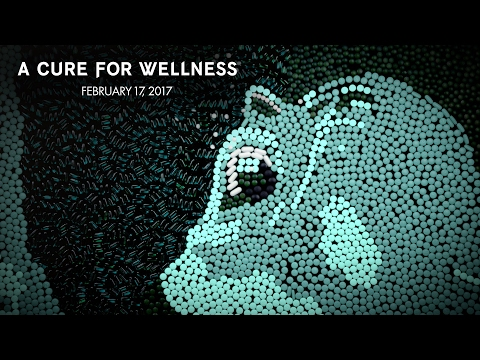 A Cure for Wellness A Cure for Wellness (Viral Video 'Pills')