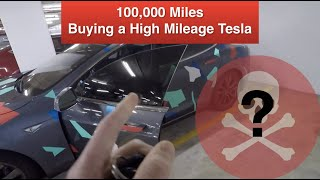 Tesla Model S With 100,000 Miles - Should You Own One Out Of Warranty? | Vlog 328