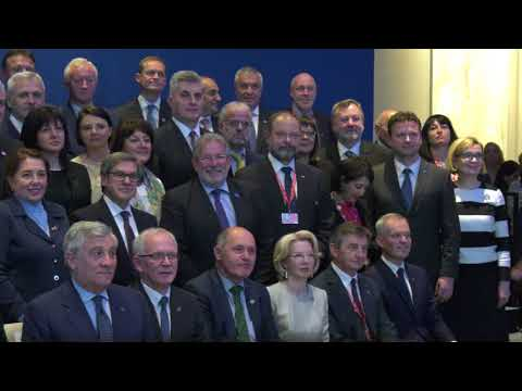 Video Summary of the Conference of Speakers of the European Union Parliaments, first day
